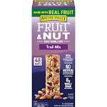 Nature Valley Fruit & Nut Chewy Trail Mix Granola Bars (48 Count)