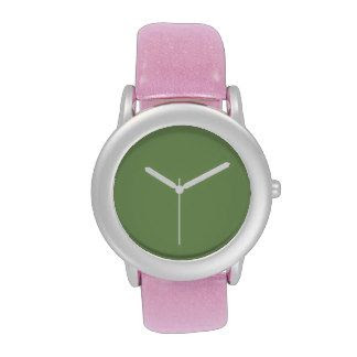 Asparagus Classic Single Color Watches