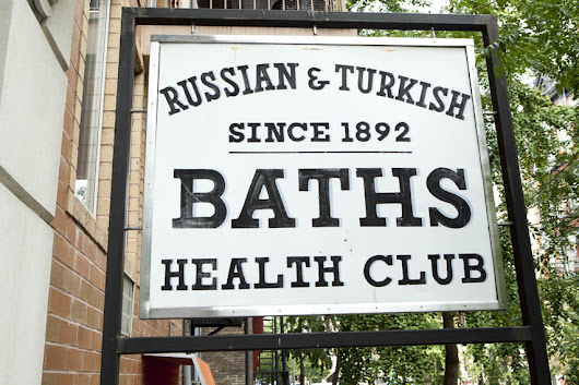 Russian and Turkish Baths - Manhattan Sideways