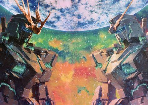 Gundam Unicorn Wallpapers   Wallpaper Cave