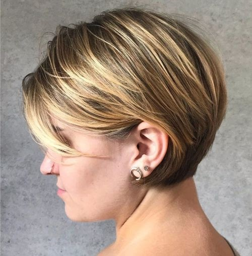 Cool Low Maintenance Hairstyles For Thin Hair