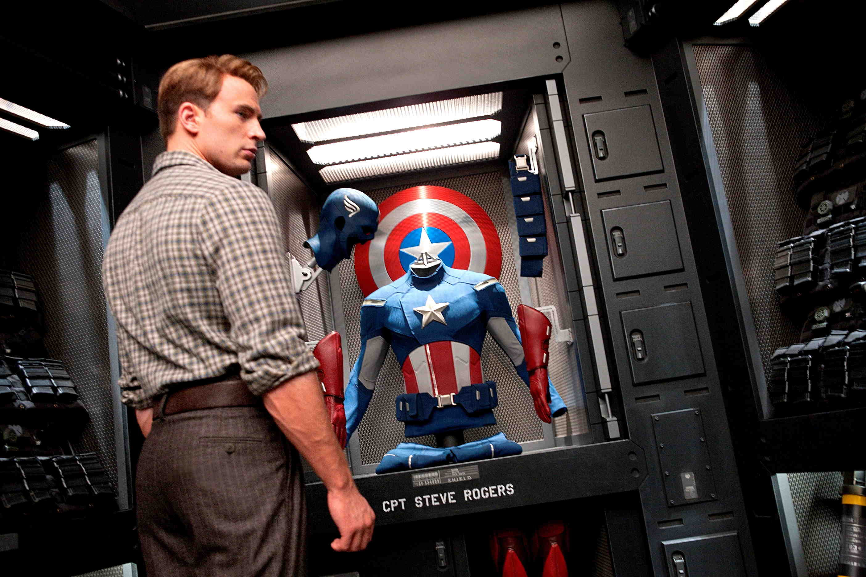 8589130601803 Movies Avengers Assemble Chris Evans Captain America