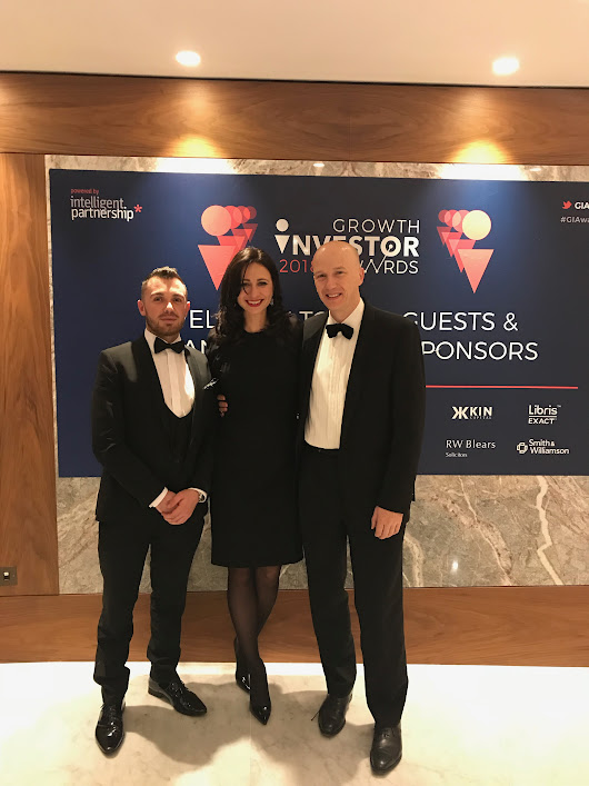 "Growth Investor Awards 2018 Press Release - Sapphire Capital Partners announced as ""One To Watch"" in the Best SEIS Investment Manager award"