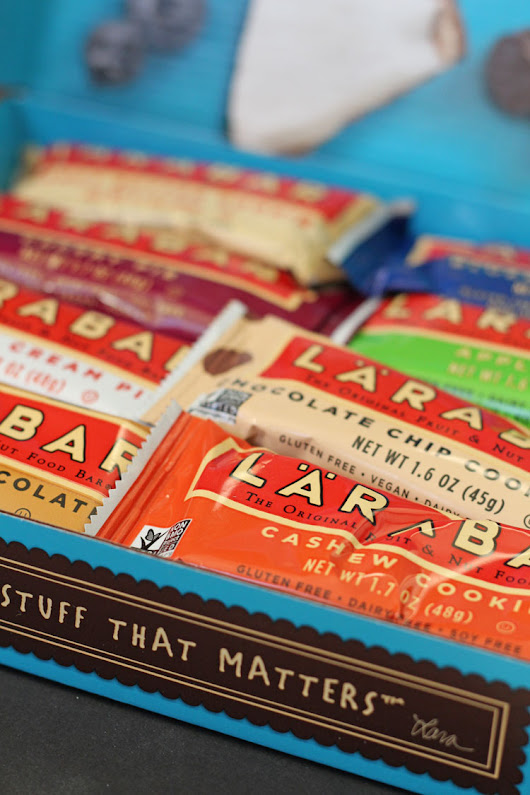 LARABAR Healthier New Year + 25% Amazon Discount! - With Our Best - Denver Lifestyle Blog