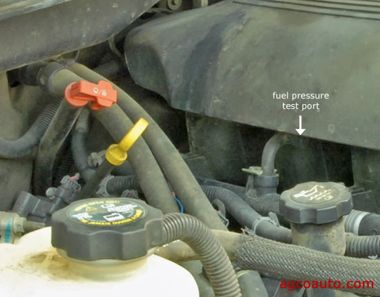 Agco Automotive Repair Service Baton Rouge La Detailed Auto Topics How To Test A Gm Fuel Pump