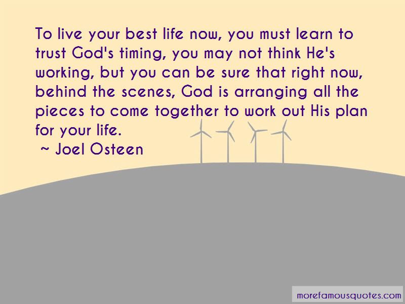 Life Is All About Timing Quotes Top 15 Quotes About Life Is All