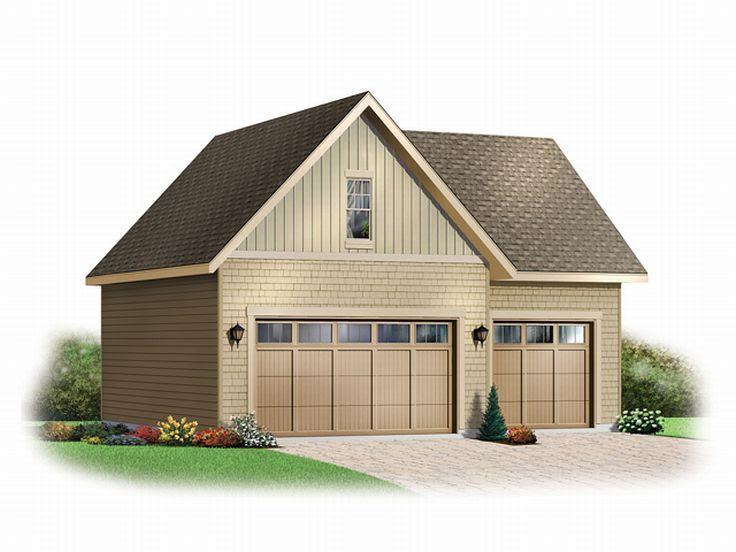 Loft Apartment Garage Plans