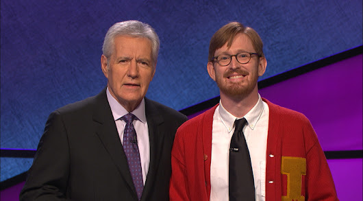 UA Faculty Member to Compete on 'Jeopardy!' This Week