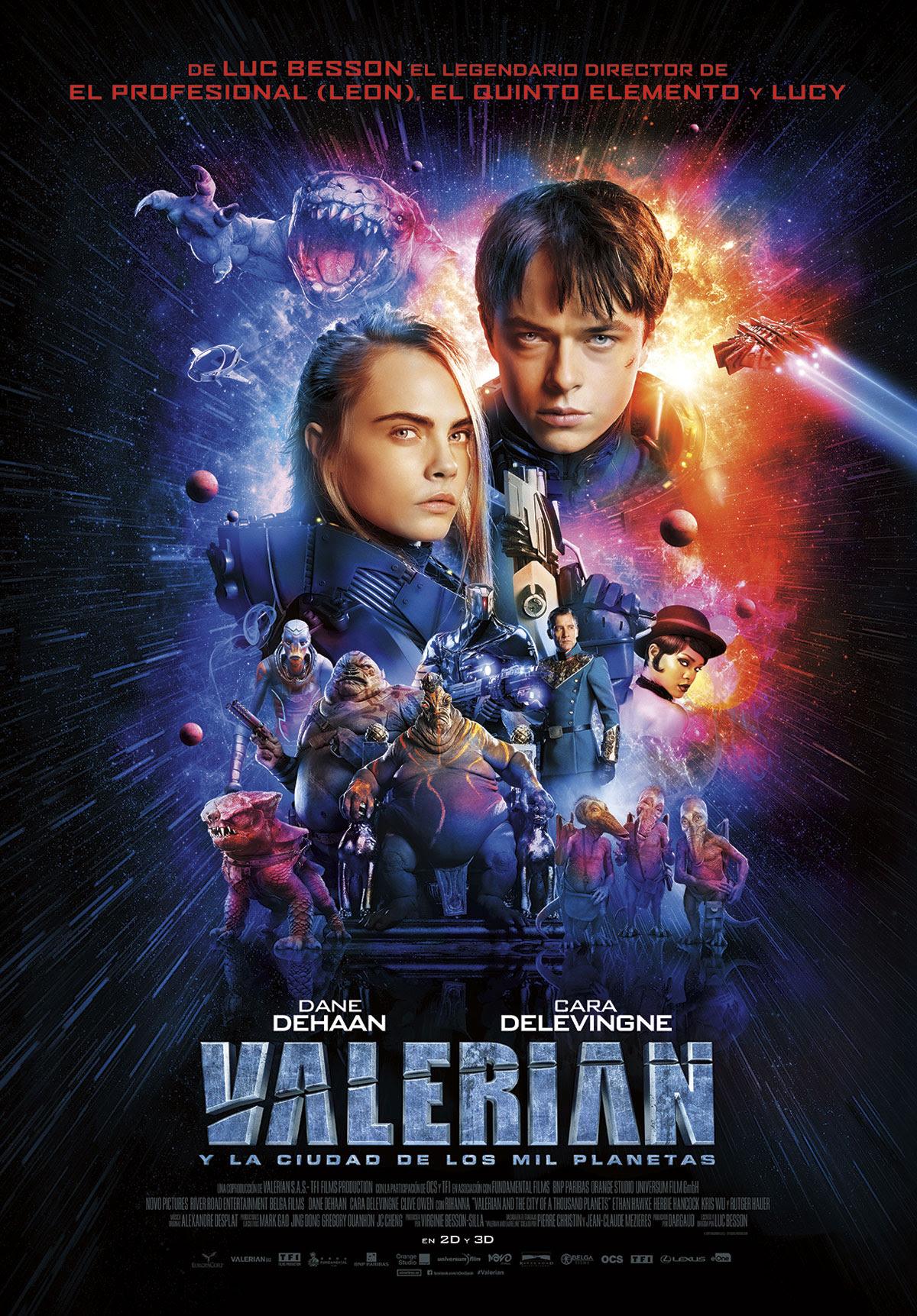 Valerian Hd Filme