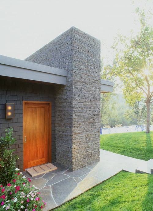 California Residence modern exterior