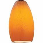 Access Lighting-23112-MYA-Accessory - 9 Inch Glass Shade Maya Finish