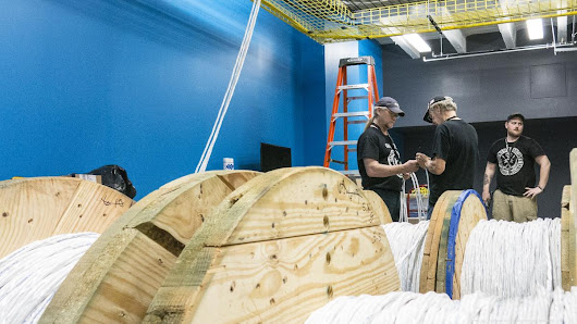 The network access point at Jax NAP is creating fiber optic connections for the Southeast and beyond. - Jacksonville Business Journal