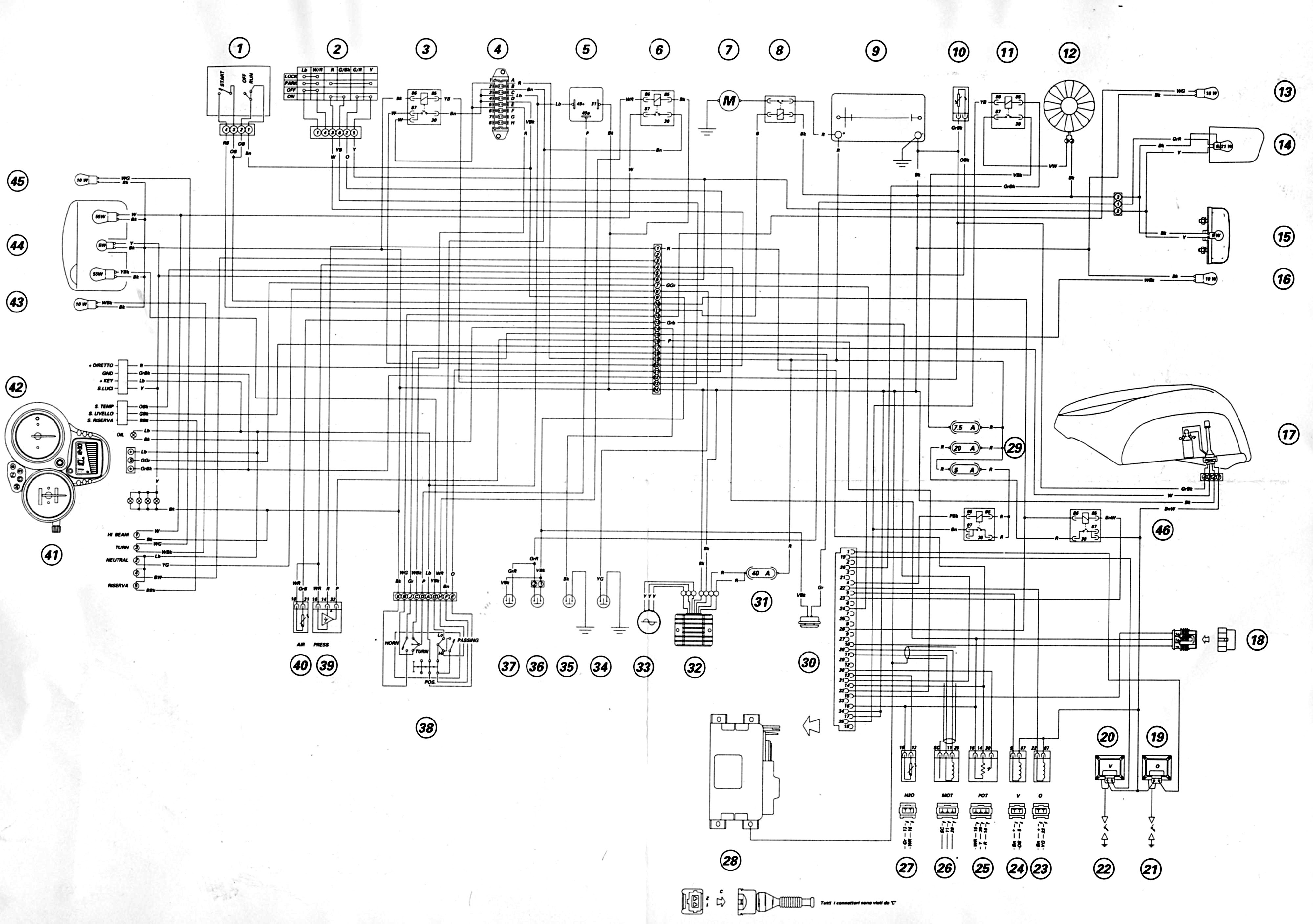 [DIAGRAM] Street Glide Speedometer Wiring Diagram FULL