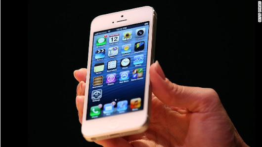 Apple adding 'kill switch' to iPhones