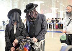 men in veils?