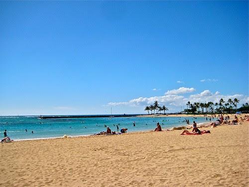 My beach. Waikiki. 10/25/10