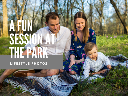 Relaxed Family Photos (with a cupcake!) at Happy Hollow | Waynesville Family Photograper