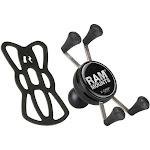 RAM X-Grip Universal Phone Holder with Ball by PilotMall.com