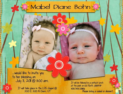 Mabel Blessing Announcement-001