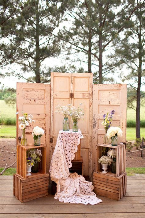 Country Elegant Barn Wedding   Rustic Wedding Chic