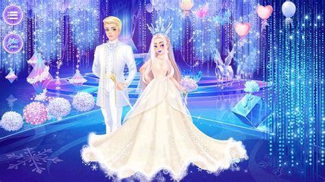 Princess Dream Wedding, Love Story, Frozen Wonderland