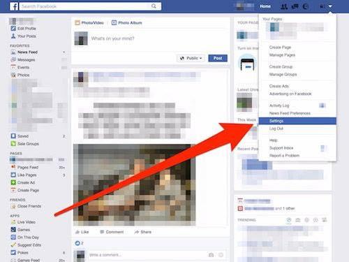 Tắt thông báo Live Video trên facebook nhanh chóng