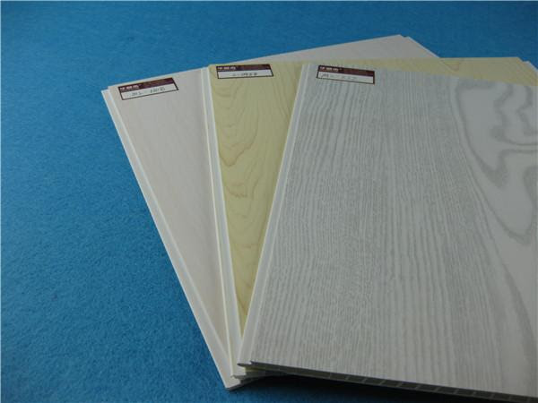 Interior Waterproof PVC Ceiling Panels Compound Bathroom ...