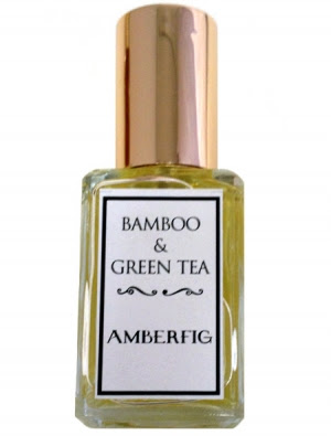 Bamboo & Green Tea Amberfig Compartilhado