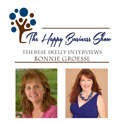 Bonnie Groessl - Happy Business Show - Happy In Business