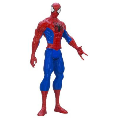 Boneco Ultimate Spider Man - Titan Hero - 30 cm - Hasbro