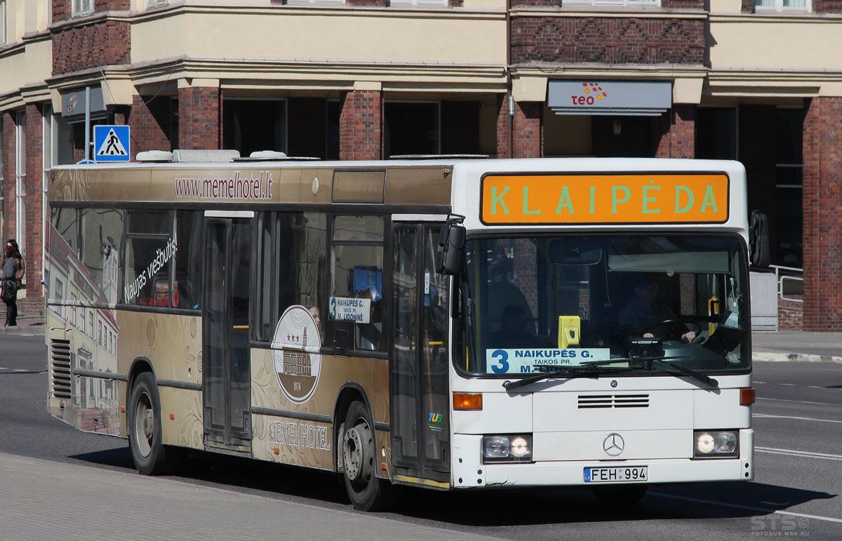 Фото: Литва, Mercedes-Benz O405N2 № FEH 994 — Фотобус