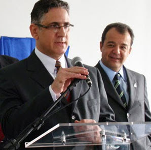 Wilson Risolia, o homem que está à frente dos negócios que vão destruindo a educação no Estado do Rio de Janeiro
