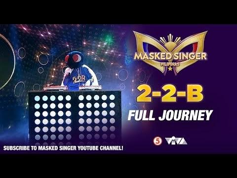 Masked Singer PH : Sino si 22B?