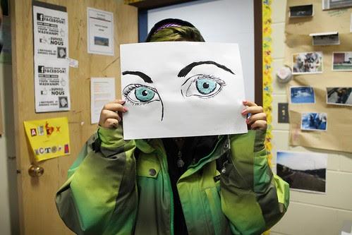 Drawing par/Dessin par Miah Otter