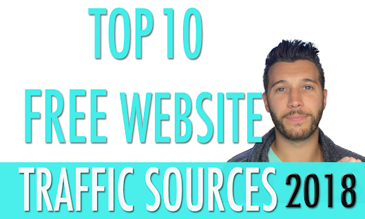 My Teams Top 10 Free Website Traffic Sources