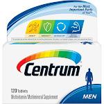 Centrum Adult Men Multivitamin Tablets, 140 ct Bonus