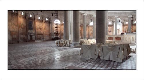 chiesa di santo stefano rotondo by hans van egdom