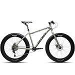 """Framed Minnesota Fat Bike 26"""" Grey 18in"""