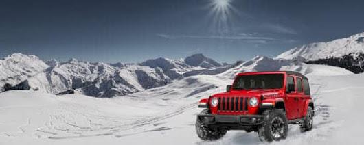 Used Jeep Wrangler Greensburg PA | Hillview Motors