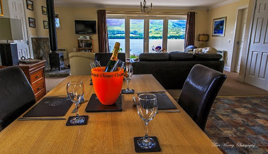 £50 gift voucher for hotel on Loch Earn with spacious holiday cottage, week 3...