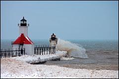 St. Joseph Michigan Light