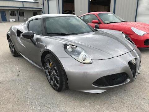 2015 Alfa Romeo 4c For Sale