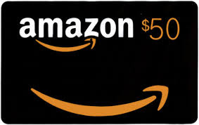 $50 Amazon Gift Card Fantasy Giveaway