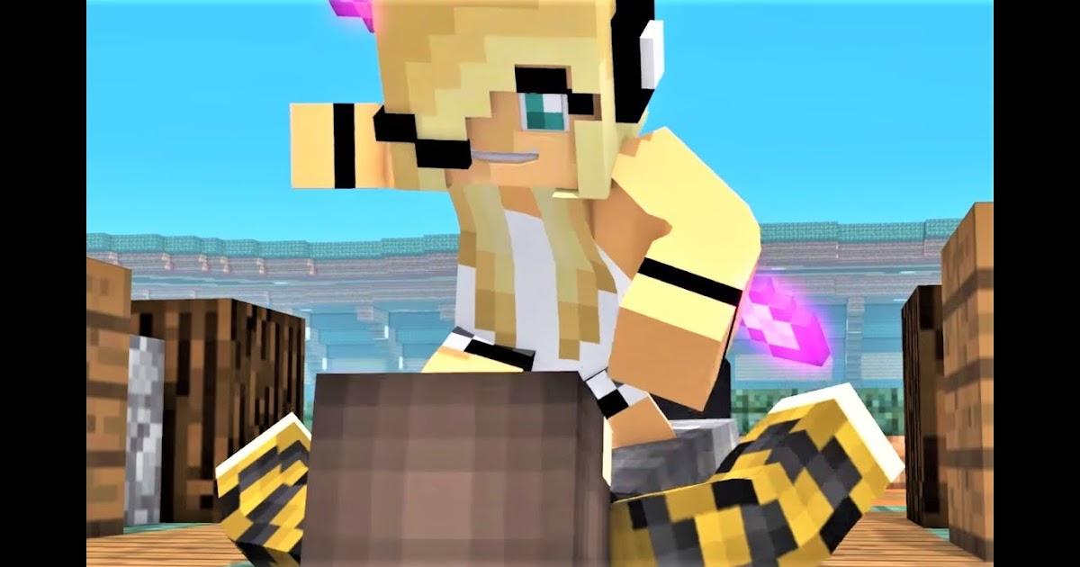 Minecraft Jams Girl Skin - Muat Turun 7