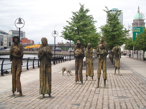 Dublin - Potato Famine by mmmkeyboards