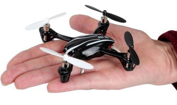 Revell Nano quadcopter