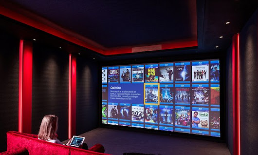 The £250K home cinema costing more than the average house price