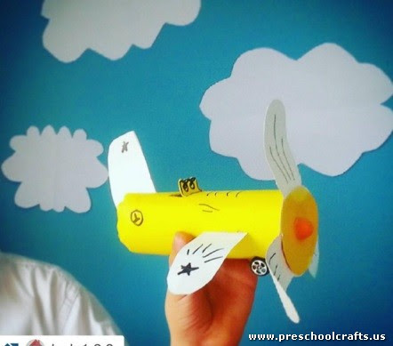 helicopter crafts for kids