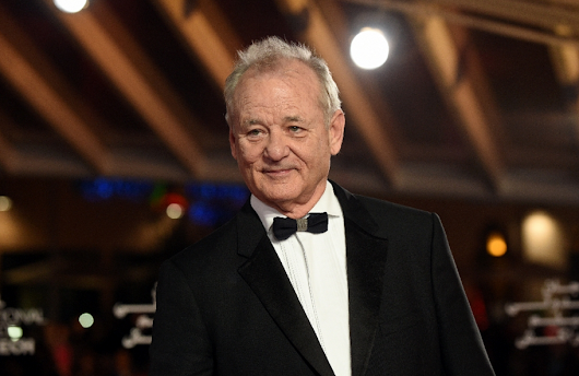 Bill Murray Talks Wes Anderson's Next Film, Facing Your Fears, the New 'Ghostbusters,' and More