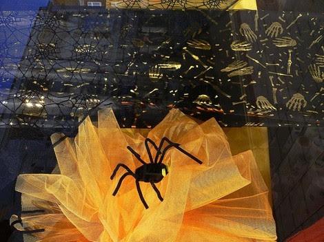 Itsy bitsy spider Decorating